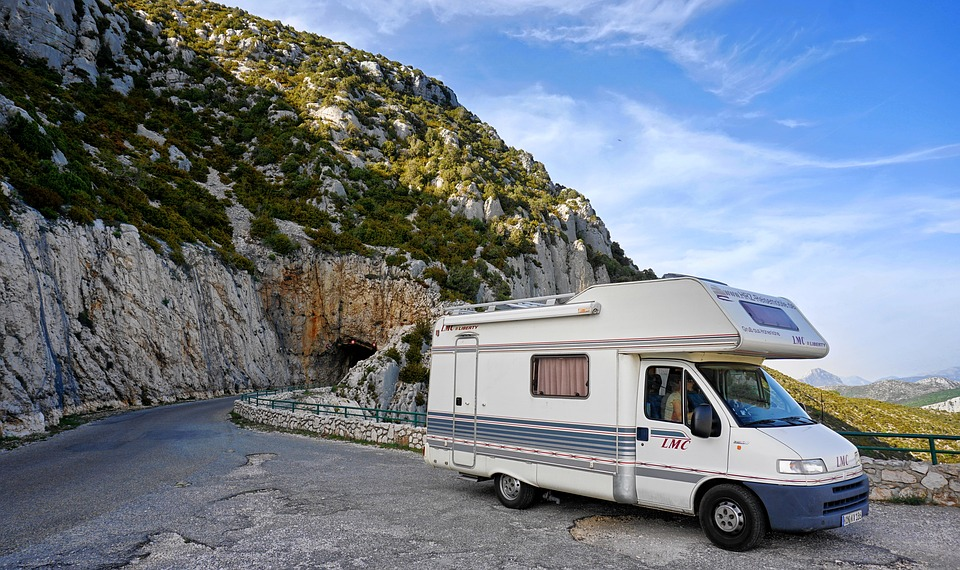 voyage en camping car en Argentine