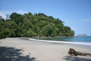Une station balnéaire du Costa-Rica