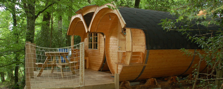 camping insolite
